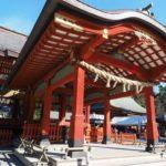 日本三大八幡宮>鶴岡八幡宮、岩清水八幡宮、宇佐八幡宮