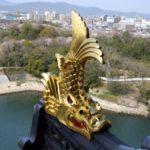 日本三大名城>名古屋城、姫路城、熊本城