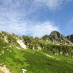 日本三大急登>烏帽子岳、甲斐駒ヶ岳、谷川岳