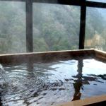 日本三大美人湯>龍神温泉、川中温泉、湯の川温泉