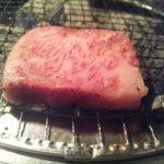 日本三大銘牛>前沢牛、松坂牛、近江牛