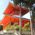 日本三大霊場>恐山、比叡山、高野山