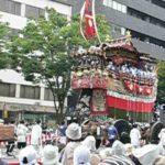 日本三大勅祭>葵祭、岩清水祭、春日祭