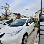 中国で流行る電気自動車