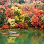 母娘水いらずで紅葉の京都旅行