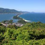 名所・グルメに出会う旅>京都府丹後半島